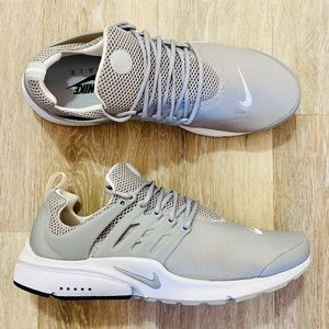 Nike Air Presto Essential Wolf Grey Running Shoes